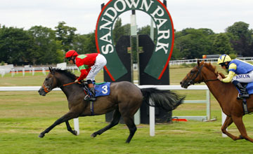 Zebedee - Sandown 02.07.10