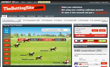 Post racing betting sites