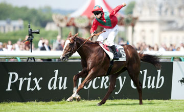 Lope De Vega - Chantilly 06.06.10