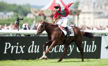 Lope De Vega - Chantilly 06.06.10