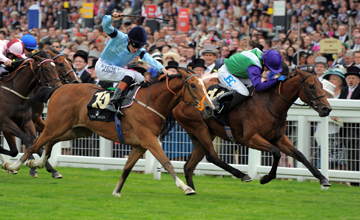 Memory wins the Albany Stakes Royal Ascot 18.06.2010