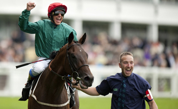 Monterosso wins The King Edward VII Stakes at Royal Ascot 18.06.2010