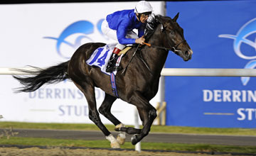 Mendip wins the Al Bastakiya at Meydan 04.03.2010