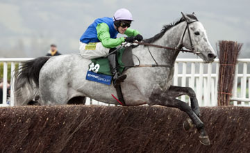 Great Endeavour wins the Byrne Group Plate at Cheltenham 18.03.2010