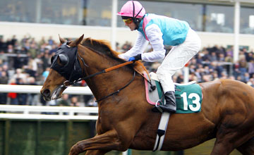 Tranquil Sea wins the Winter Derby Lingfield 20.03.2010