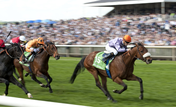 Makfi Wins the 2000 Guineas at Newmarket 01.05.2010