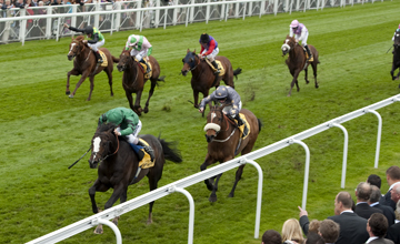 Debussy wins at Chester 06.05.2010