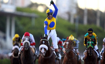 Expressive Halo post upset in Argentine Derby