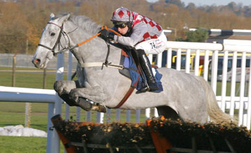 Smad Place wins The Q Associates Juvenile Hurdle at Newbury 26.11.2010