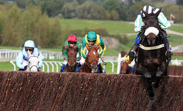 Midnight Chase - Cheltenham 15.10.10