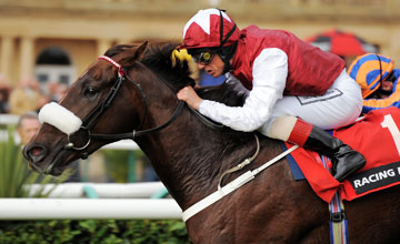 Casamento wins Racing Post Trophy Doncaster 23.10.10