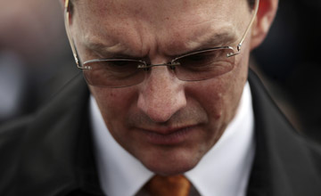 Aidan O'Brien: seeking a record 15th win in the Group 2 Stakes