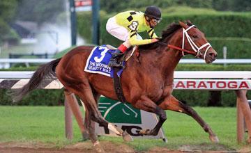 Quality Road (John Velazquez) - Woodward Stakes - Saratoga 09.04.10