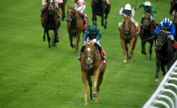 Generous wins Epsom Derby 1991