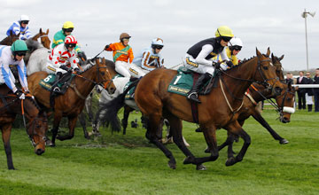 Baby Run - Aintree 07.04.11