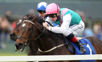 Famous Name wins the Heritage Stakes Leopardstown 10.04.2011