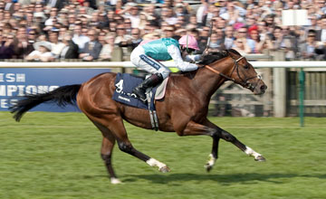 Frankel - - Newmarket Guineas Meeting 30.4.11