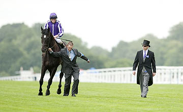 So You Think - Ryan Moore - Aidan O'Brien - Royal Ascot 2011