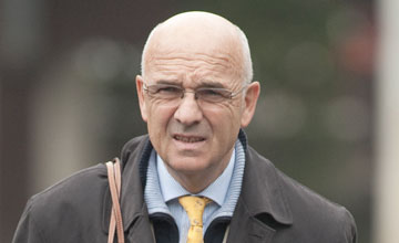 Alain de Royer Dupre: top French trainer is 68 today