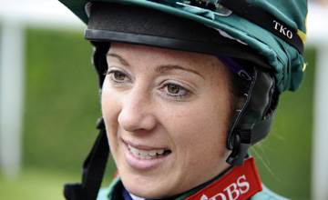 Hayley Turner - Jockey