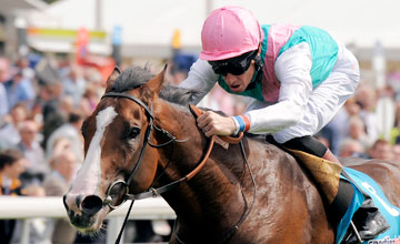 Sea Moon - York Ebor Meeting - 17.8.11