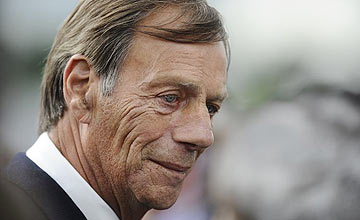 Sir Henry Cecil - York Ebor Meeting - 17.8.11