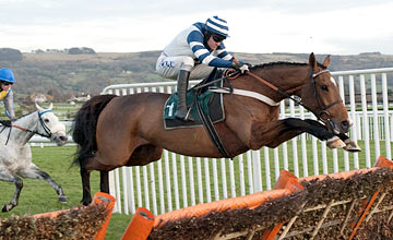 Oscar Whisky - Cheltenham 10.12.2011