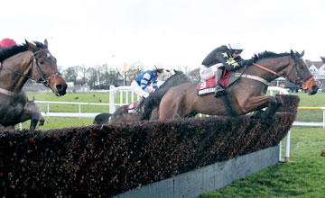 Cannington Brook - Haydock 17-12-11