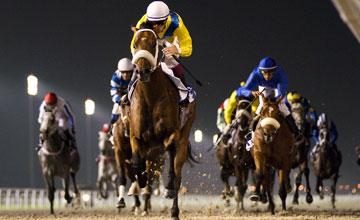 Musir wins UAE Derby - Meydan 18.02.10