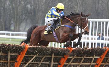 Cross Kennon wins at Haydock 19.02.2011