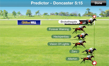 racing post predictor