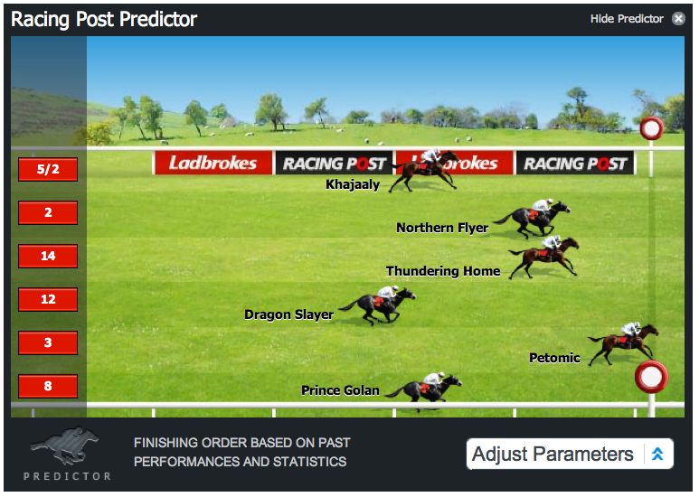 Betting Site Predictor