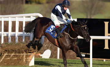 Final Approach and Paul Townend claim the MCR Hurdle Leopardstown 09.01.2011