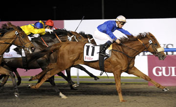 City Style - Dubai International Carnival Meydan 27.01.11