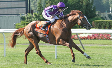 Cape Blanco wins Man o'War Stakes in US