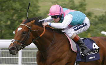 Frankel - Goodwood - 27.07.2011