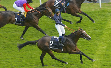 Pour Moi - Epsom Derby Meeting 4/6/2011