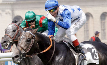 Reliable Man - French Derby on June 5, 2011