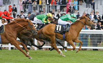 Sagramor - Ascot 16/06/2011