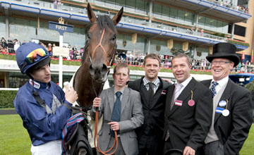 Brown Panther - Royal Ascot 16.6.11