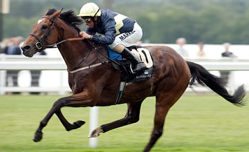 Nathaniel - Royal Ascot 17.06.2011