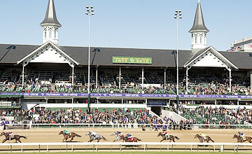 Breeders Cup 2010 - Churchill Downs