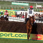 Zemsky wins The Christie'sFoxhunters Chase At Cheltenham 18.03.2011