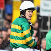 Tony Mccoy Cheltenham 18.03.2011