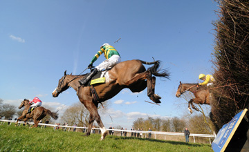 Minella Four Star wins the Midlands Grand National Uttoxeter 19.03.2011