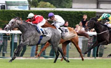 Tin Horse - Longchamp - 15.05.2011