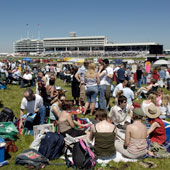 Epsom Derby Day
