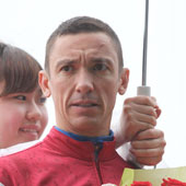 Frankie Dettori in Japan