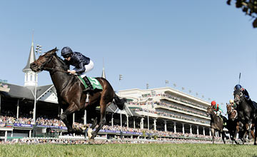 Wrote - Churchill Downs 05.11.2011