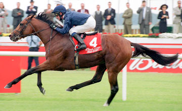 Galileo CURRAGH 1.7.2001 THE BUDWEISER IRISH DERBY